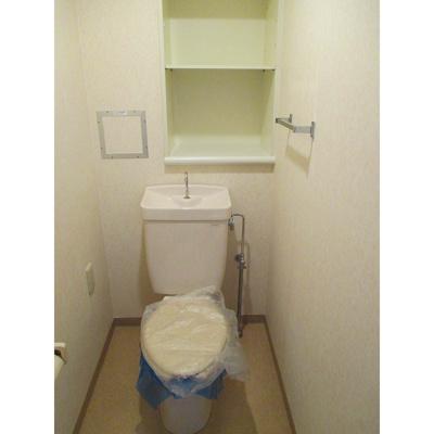 【トイレ】ラ・ソレイユさいたま