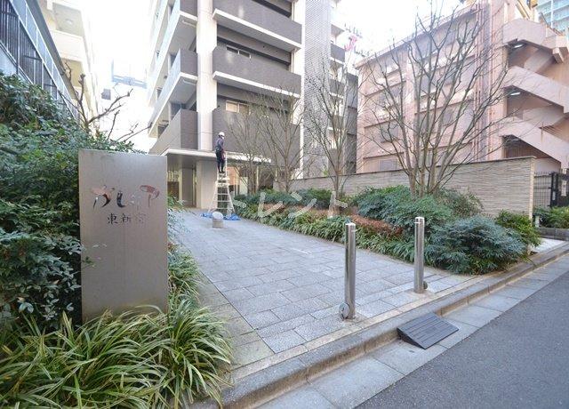 【外観】ガレリア東新宿