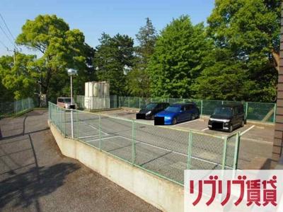 【駐車場】レジデンス弁天