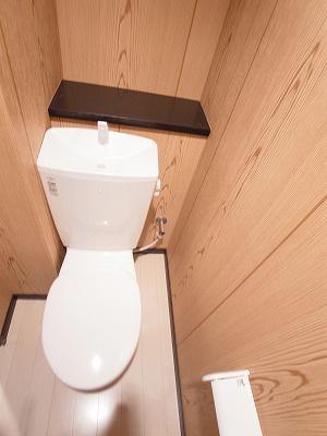 金太郎ヒルズ100のトイレ 別室参照