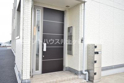 【エントランス】スカイヒル横濱六ッ川B棟