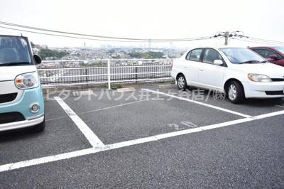 【駐車場】スカイヒル横濱六ッ川B棟