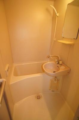 【浴室】エクシード園田II