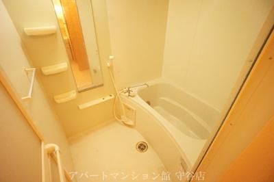 【浴室】エヴァーグリーン