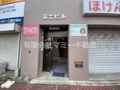 【エントランス】安島1丁目事務所F