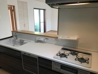 【キッチン】寝屋川市葛原一丁目 新築戸建て