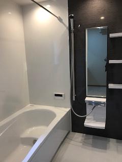 【浴室】寝屋川市葛原一丁目 新築戸建て