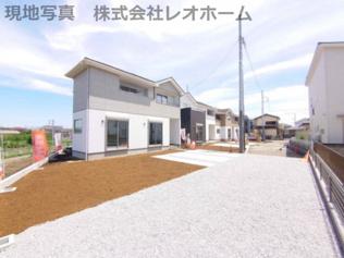 現地写真掲載 新築 高崎市大八木町KⅡ7-2 の画像