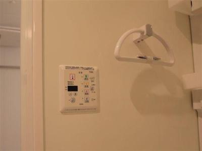 浴室乾燥ついています!