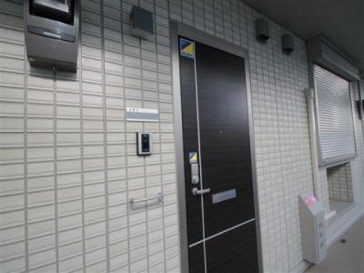 【玄関】アゼリア