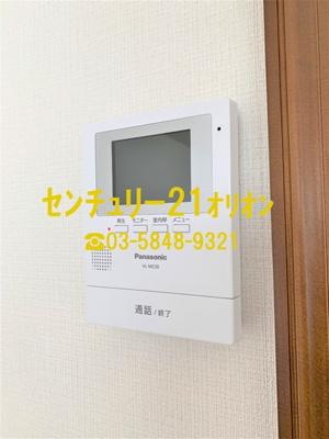 【セキュリティ】URUMA HEIGHTS(ウルマハイツ)-2階