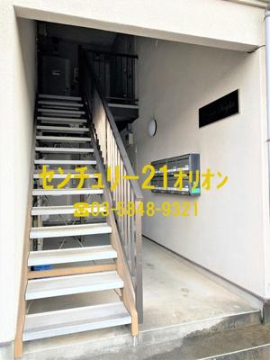 【エントランス】URUMA HEIGHTS(ウルマハイツ)-2階