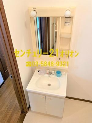 【洗面所】URUMA HEIGHTS(ウルマハイツ)-2階