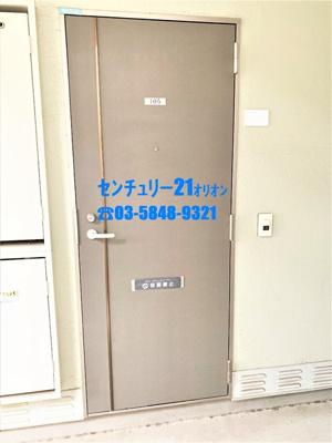 【玄関】フラットアメニティ-1F