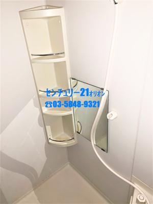 【浴室】フラットアメニティ-1F