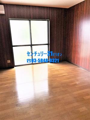 【居間・リビング】フラットアメニティ-1F