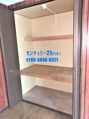 【収納】フラットアメニティ-1F