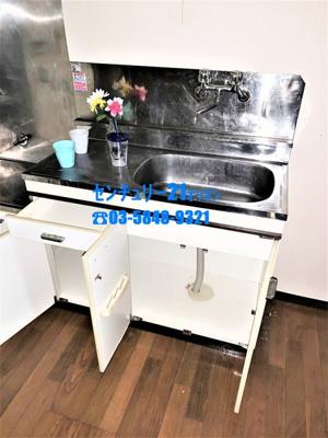 【キッチン】フラットアメニティ-1F