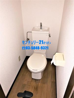【トイレ】フラットアメニティ-1F