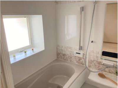 【浴室】茂原市小林 新築平屋建住宅