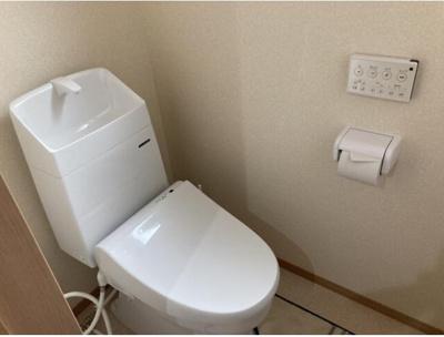 【トイレ】茂原市小林 新築平屋建住宅