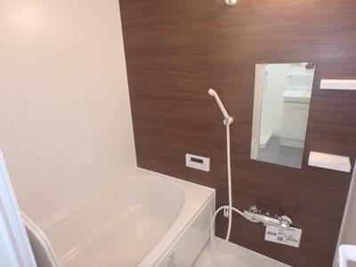 【浴室】ブルーシャトー板宿