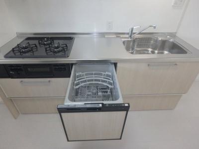 【キッチン】ブルーシャトー板宿