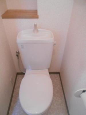【トイレ】コンフォート22・