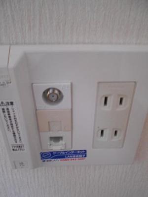 【設備】リバーサイドマンション
