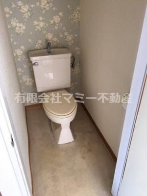 【トイレ】久保田1丁目店舗M