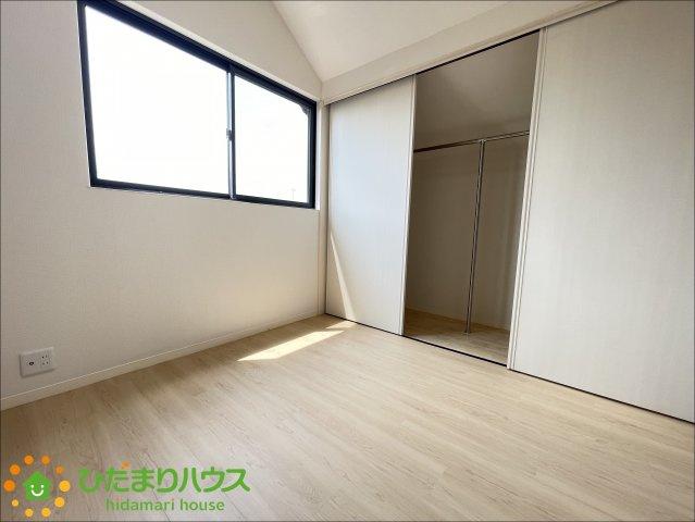 収納が多いのでお家がすっきり片付きますね。