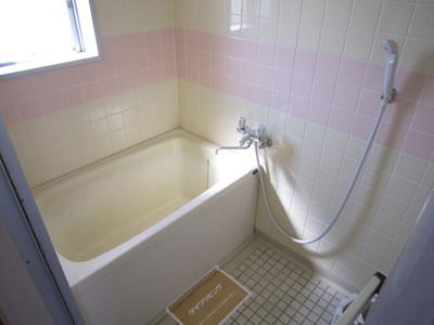 【浴室】コーポラス多治米