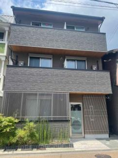 【外観】京都市東山区 一棟マンション
