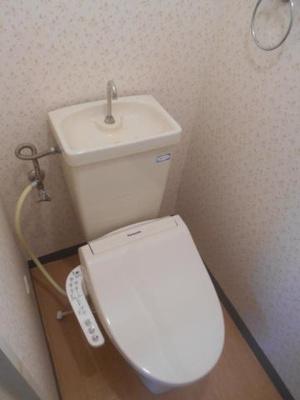 【トイレ】メゾンドインカルシ