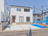 千葉市花見川区三角町第6 新築分譲住宅 全2棟の画像