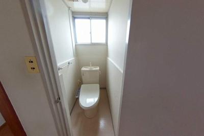 【トイレ】永野マンション