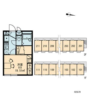 【区画図】ベーレンアウスレーゼ