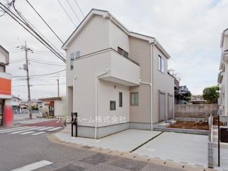 船橋市丸山 新築一戸建 ※外観施工例です。