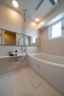 【浴室】ライオンズマンション下丸子