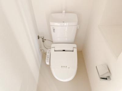 【トイレ】プレミアムキューブ三宿
