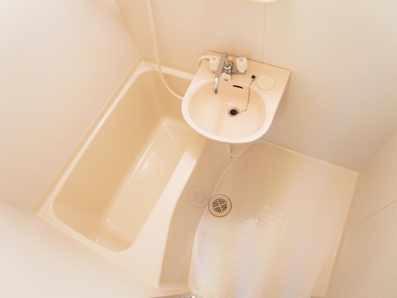 【浴室】アヴァンガルデ