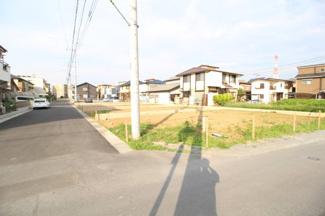 【周辺】鶴ヶ島市上広谷 建築条件なし売地 「若葉駅」徒歩5分 敷地42坪
