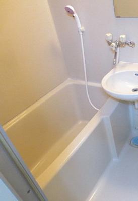 【浴室】TKハイツ