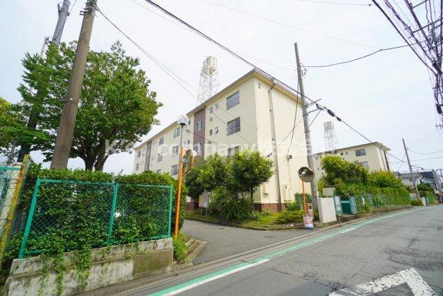 【外観】茅ヶ崎市松林1丁目 松林住宅2号棟 234号室
