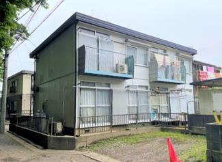 【外観】千葉県佐倉市海隣寺町一棟アパート