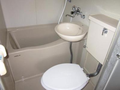 【浴室】第13杉フラット・
