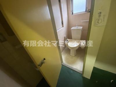 【トイレ】諏訪栄町店舗K