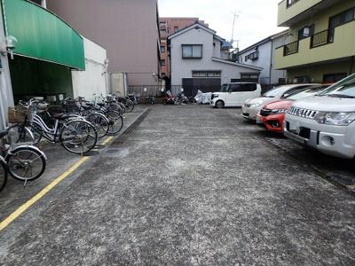 【駐車場】わらびペアシティ
