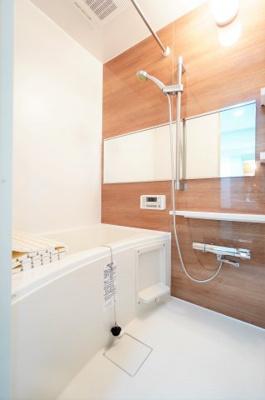 【浴室】わらびペアシティ