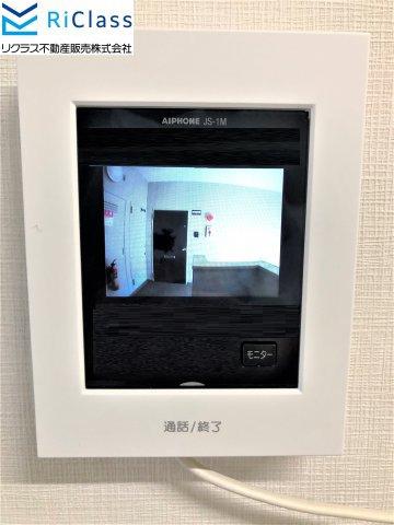 【セキュリティ】六甲パークハイツ
